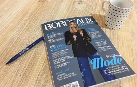 Bordeaux Madame feat Sitigeo.com et parle d'immobilier