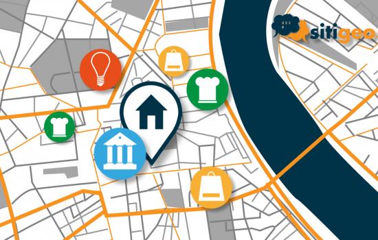 Activez la geolocalisation sur Sitigeo.com la plateforme immobilière