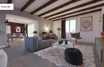 Vente Maison T6+ Salles-sur-Mer 122 m carré - 3