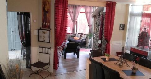 Maison T4 Pau France 150 m carré - 208 000€
