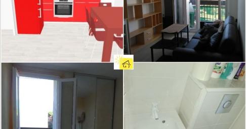Appartement T1 Argelès-sur-Mer France 30 m carré - 88 000€