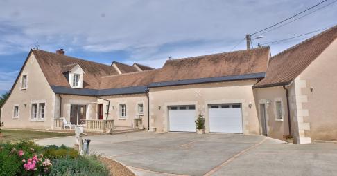 Vente maison t6 saint martin le beau 210 m carr 455 000 sitigeo - Le carre saint martin ...