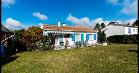 Maison T5 Étaules France 89 m carré - 210 000€