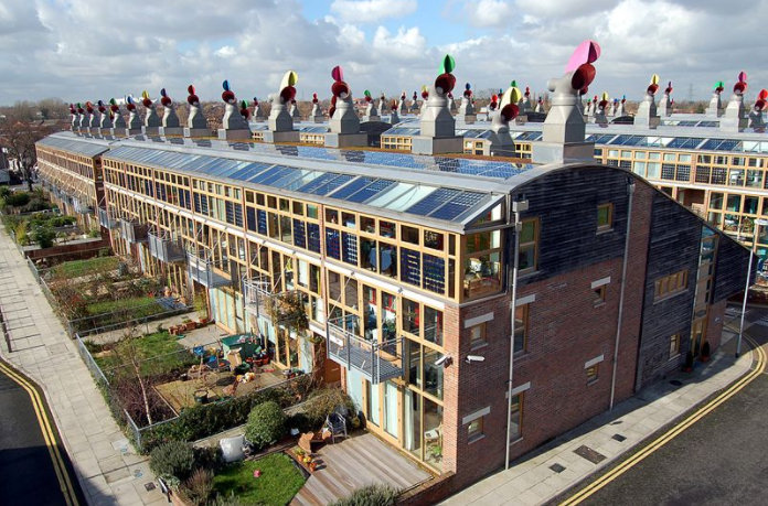 Ecoquartier BedZED, Beddington Zero Energy Development